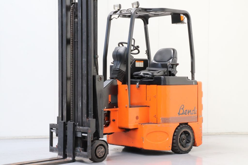 Bendi BE40 Electric 4-wheel forklift www.bsforklifts.com