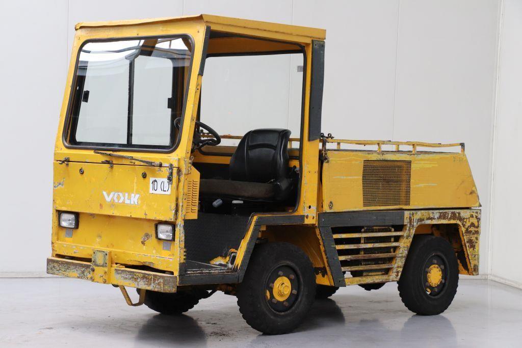 Volk TFZ15N Platform trucks www.bsforklifts.com