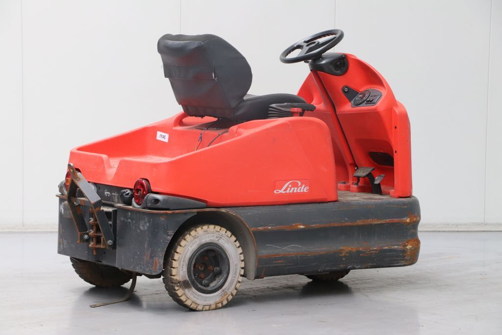 Linde P60Z Tow Tractor www.bsforklifts.com
