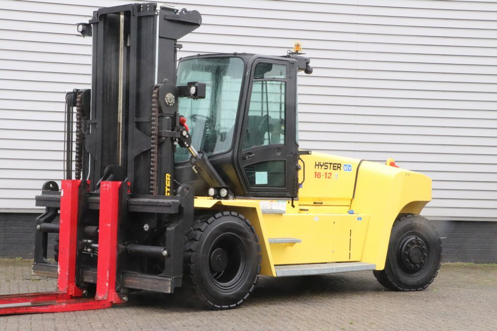 Hyster H16XM-12 Heavy Forklifts www.bsforklifts.com