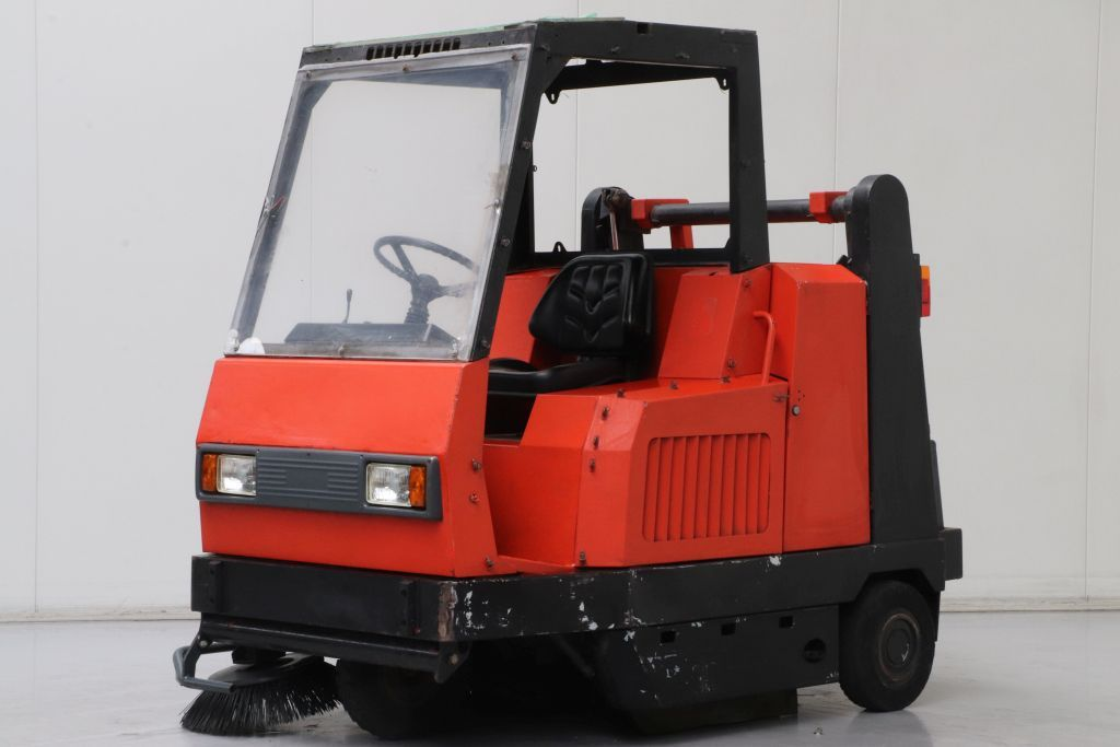 Hako 1450D Sweepers www.bsforklifts.com