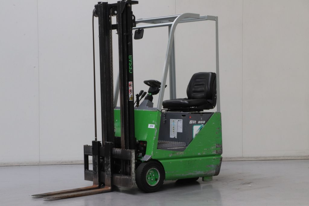 Cesab BIT800 Electric 3-wheel forklift www.bsforklifts.com