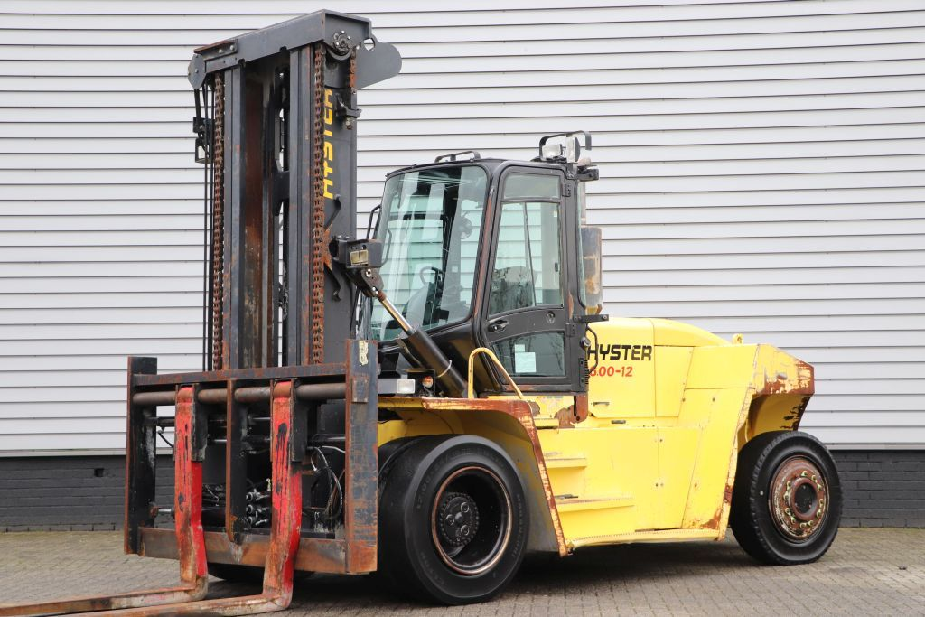 Hyster H16.00XM-12 Heavy Forklifts www.bsforklifts.com