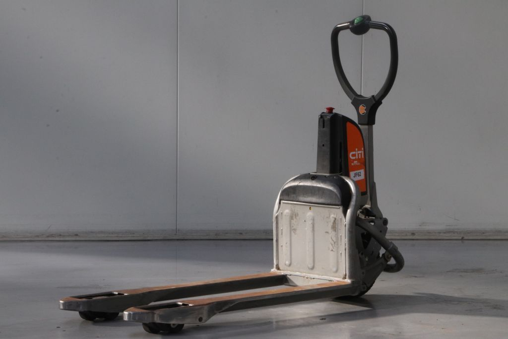 Still Citi one Electric Pallet Truck www.bsforklifts.com