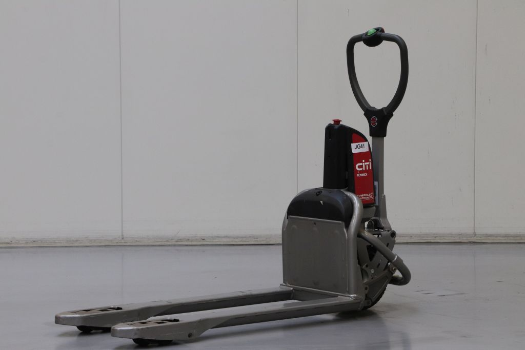 Linde Citi one Electric Pallet Truck www.bsforklifts.com