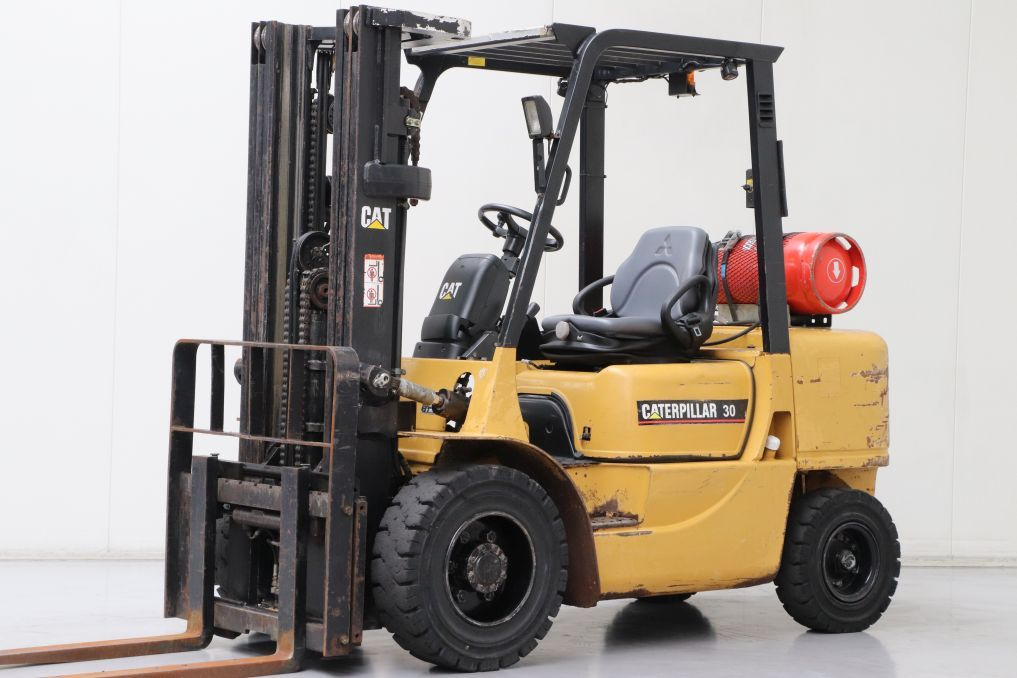 Caterpillar GP30K LPG Forklifts www.bsforklifts.com