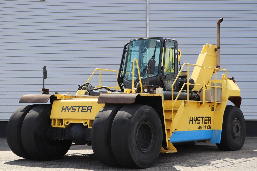 Hyster RS45-31CH Full-container handler www.bsforklifts.com