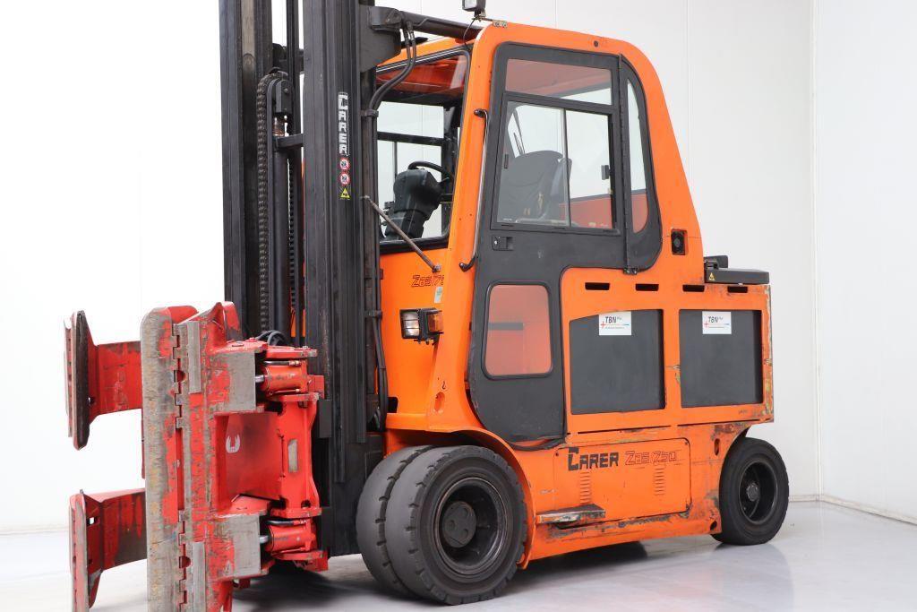 Carer Z85/750 Electric 4-wheel forklift www.bsforklifts.com