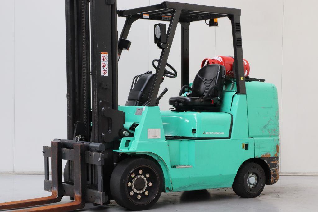 Mitsubishi FGC45KC LPG Forklifts www.bsforklifts.com