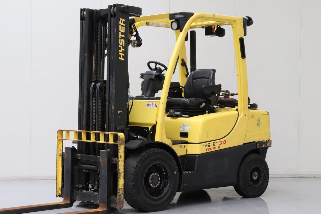 Hyster H3.0FT Frontale Gpl www.bsforklifts.com