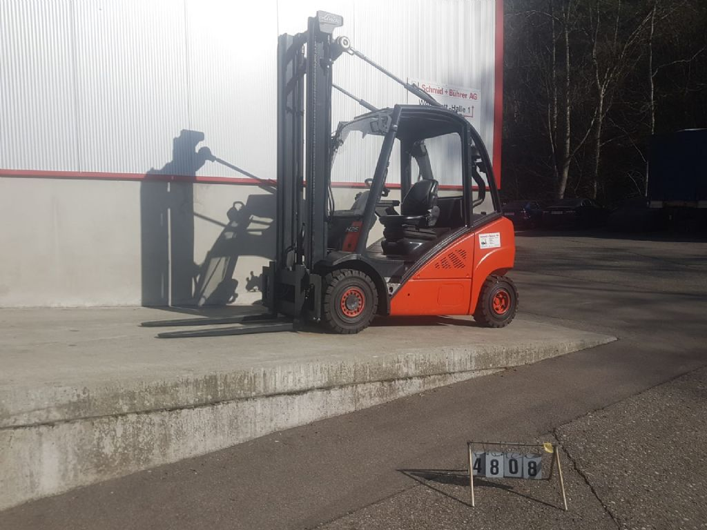 Linde H25D Dieselstapler www.sbstapler.ch