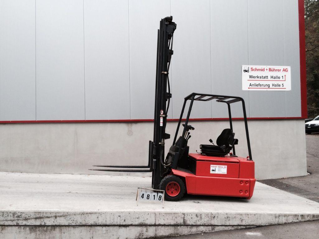 Linde-E16Z-Elektro 3 Rad-Stapler-www.sbstapler.ch