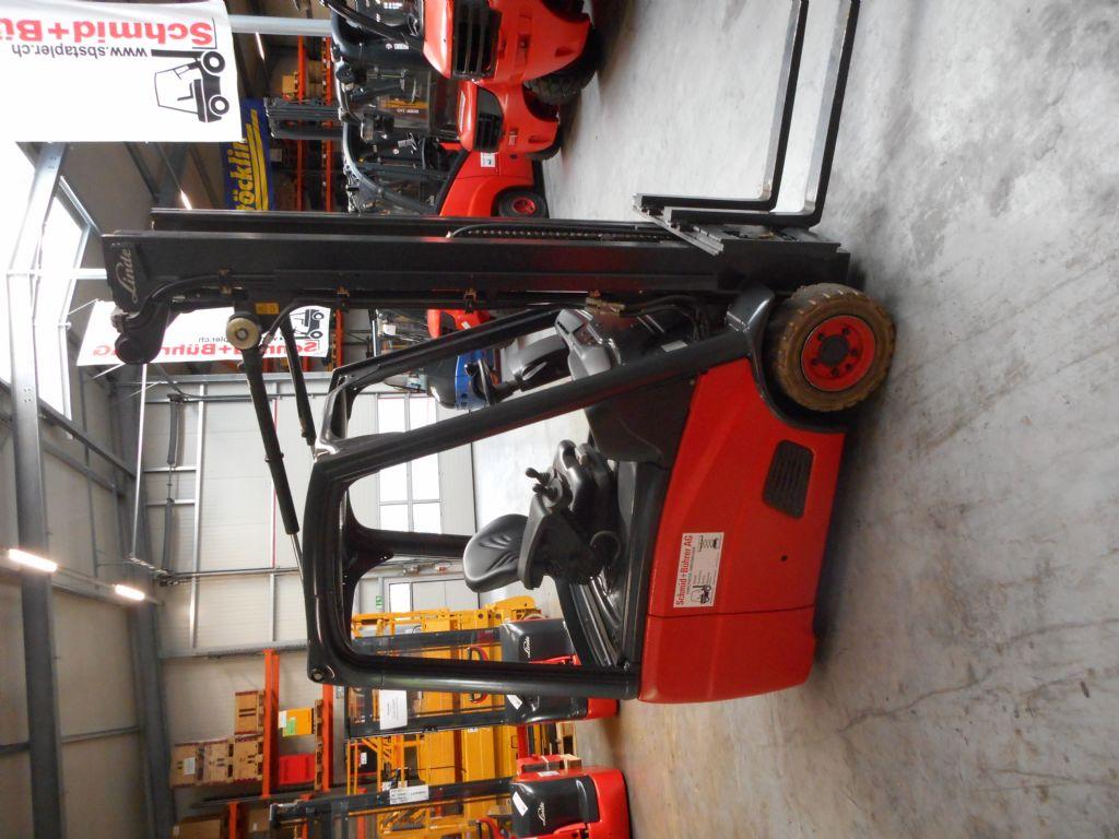 Linde-E16C-01-Elektro 3 Rad-Stapler-www.sbstapler.ch