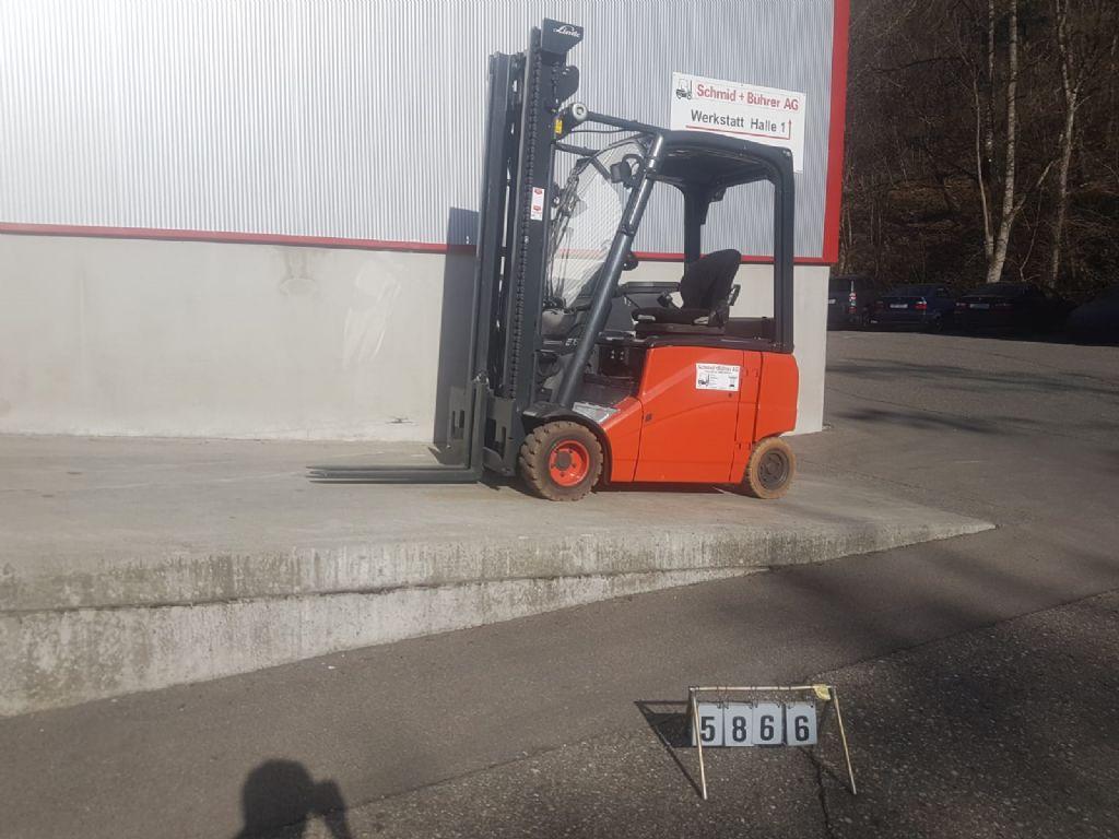 Linde-E18PH-01-Elektro 4 Rad-Stapler-www.sbstapler.ch
