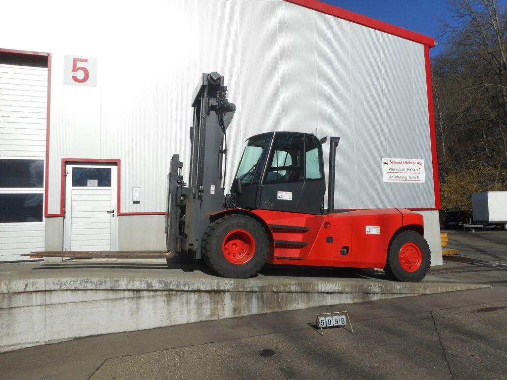 Linde H160D Dieselstapler www.sbstapler.ch