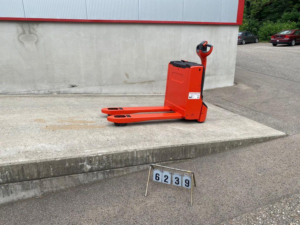 Linde T16 Niederhubwagen www.sbstapler.ch