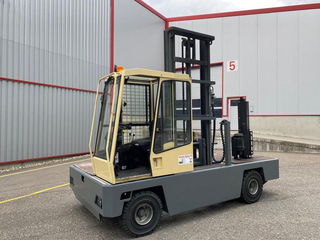 Baumann HX40/14/50ST Seitenstapler www.sbstapler.ch