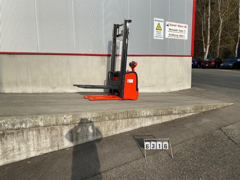 Linde L16 Hochhubwagen www.sbstapler.ch