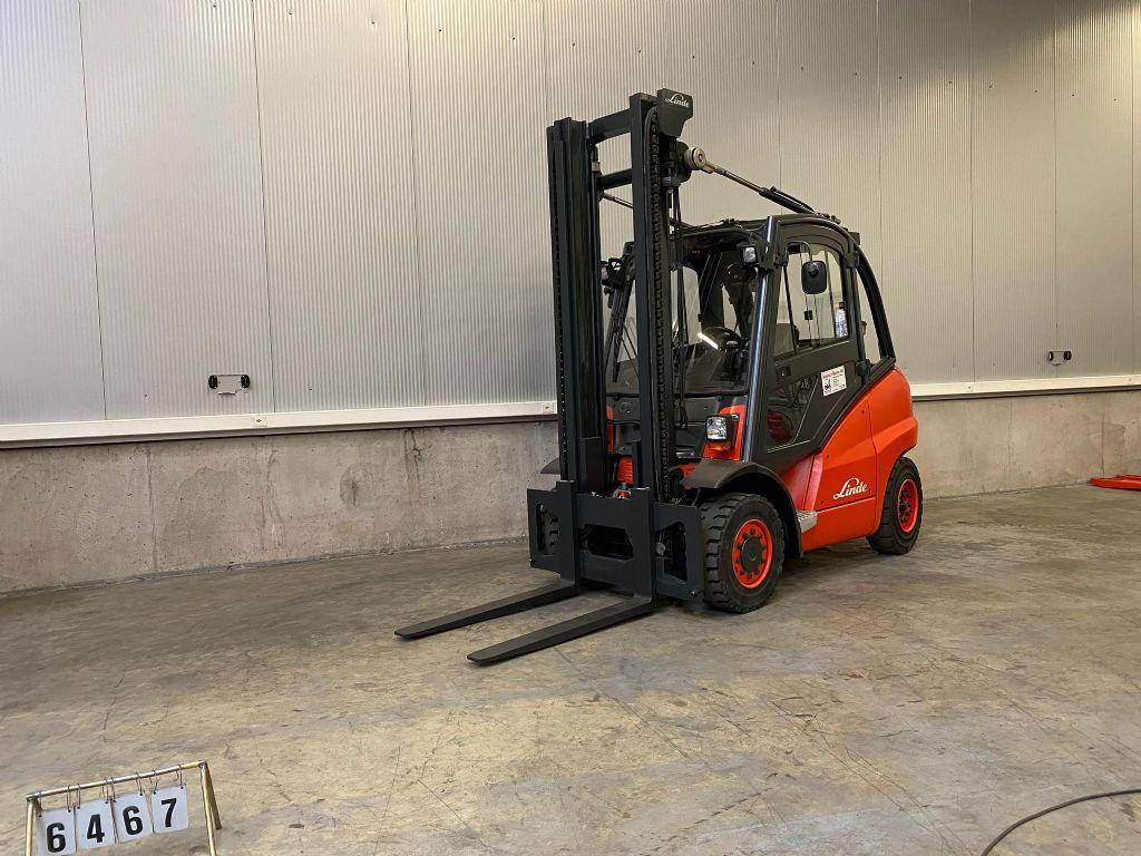Linde H40 Dieselstapler www.sbstapler.ch