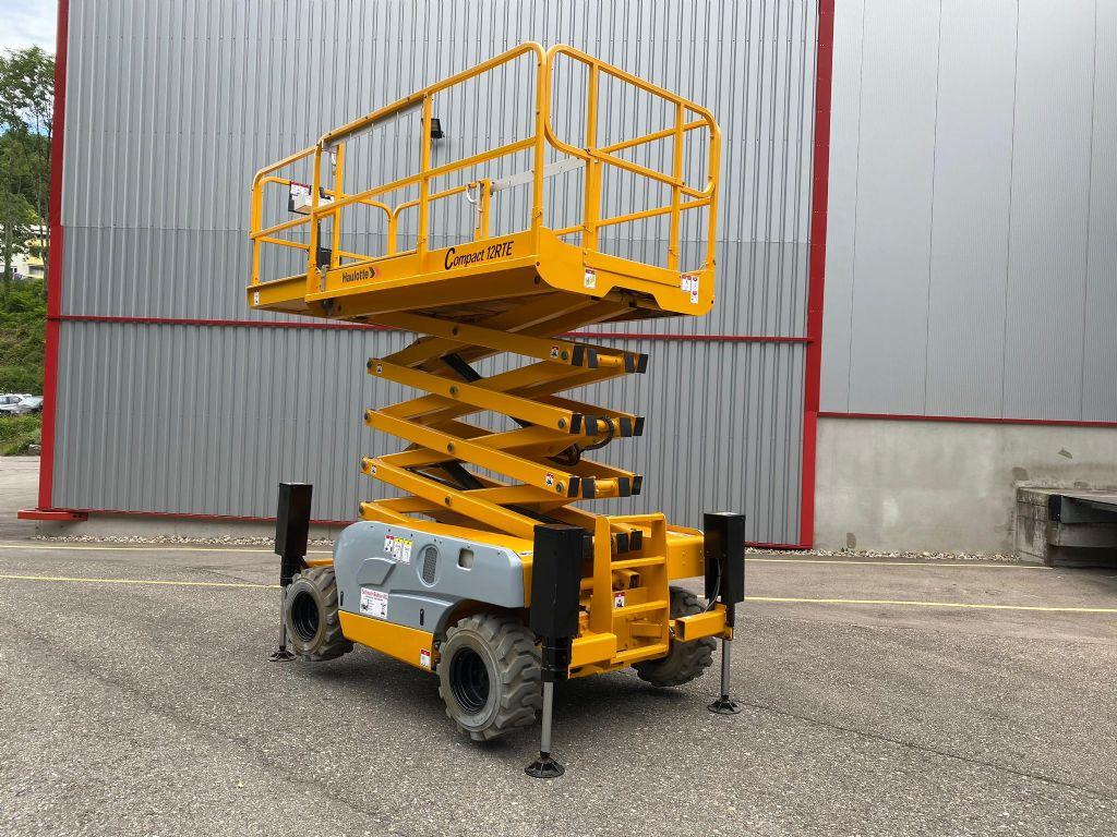 Haulotte Compact 12 RTE NT Scherenarbeitsbühne www.sbstapler.ch