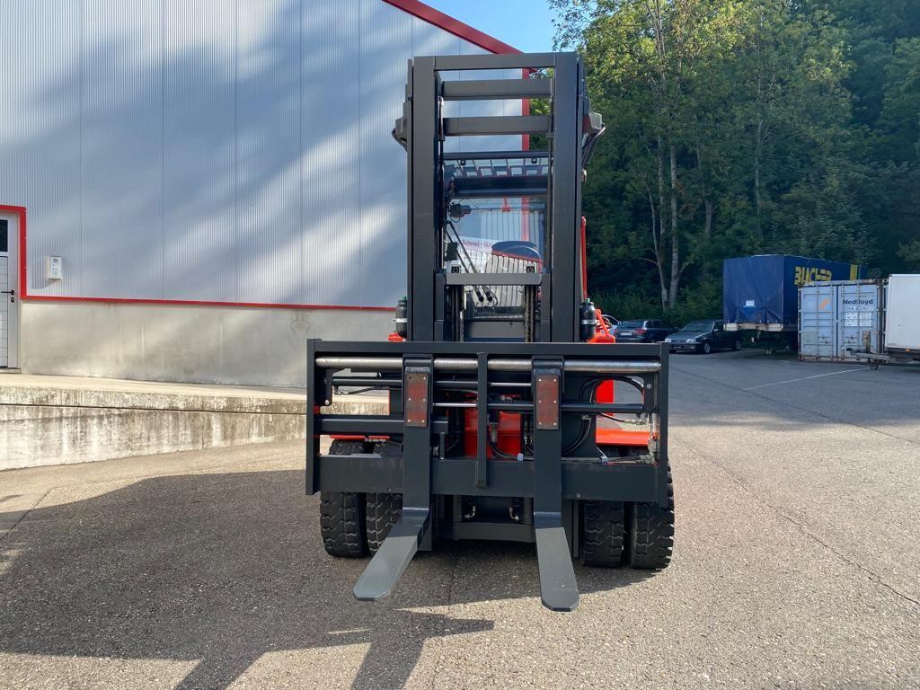 Carer Z100HD Elektro 4 Rad-Stapler www.sbstapler.ch
