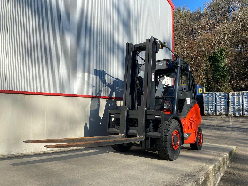 Linde H45D-02 EVO Dieselstapler www.sbstapler.ch