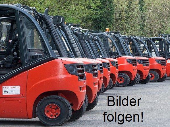 Linde E16PH-02 Elektro 4 Rad-Stapler www.sbstapler.ch