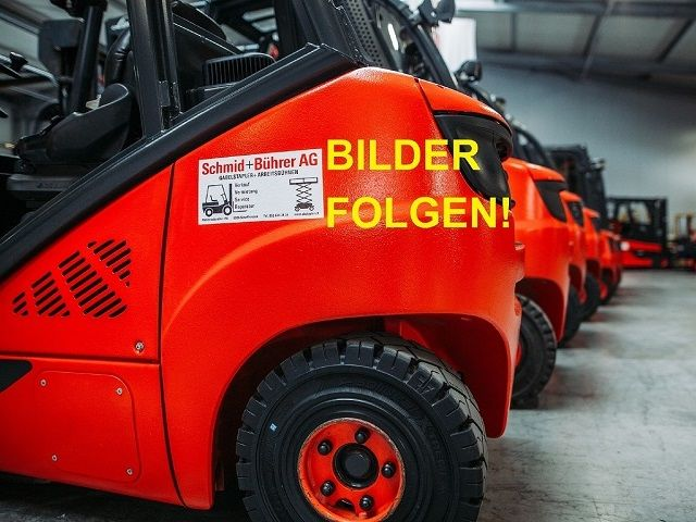 Still R60-25 Elektro 4 Rad-Stapler www.sbstapler.ch