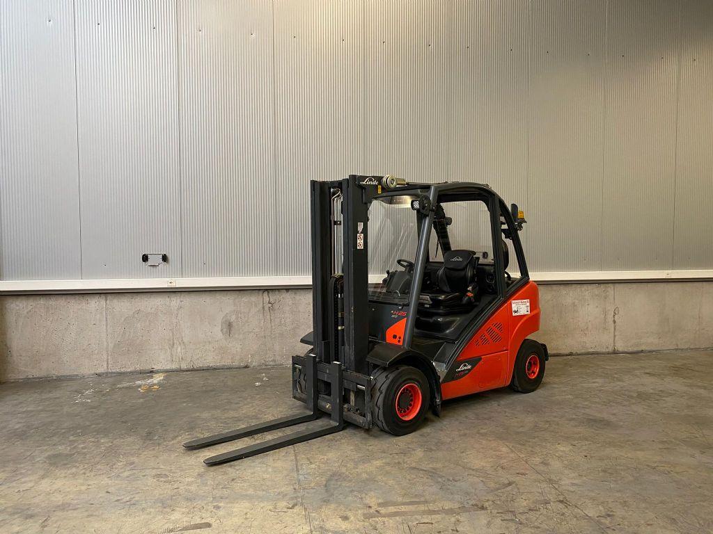 Linde H25D-02 EVO Dieselstapler www.sbstapler.ch