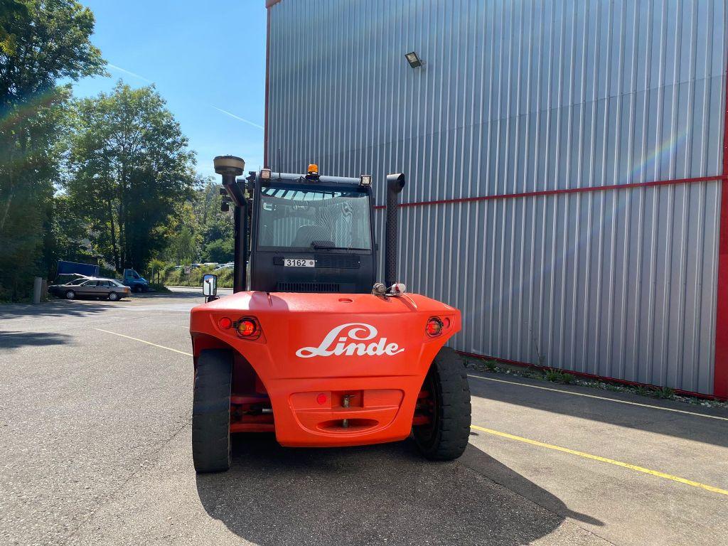 Linde H120D Dieselstapler www.sbstapler.ch