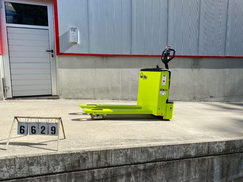 Pramac CX 14 EVO Li-Ion Niederhubwagen www.sbstapler.ch