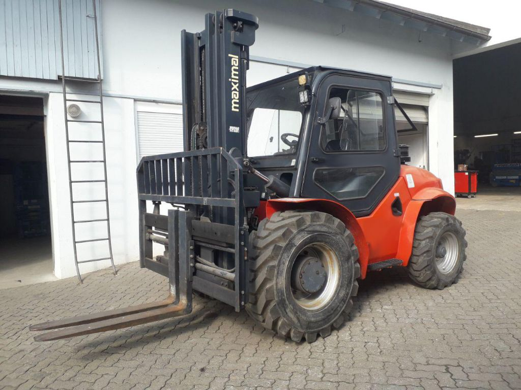 Maximal FD50T-CWH3 Dieselstapler www.burgstaller.cc