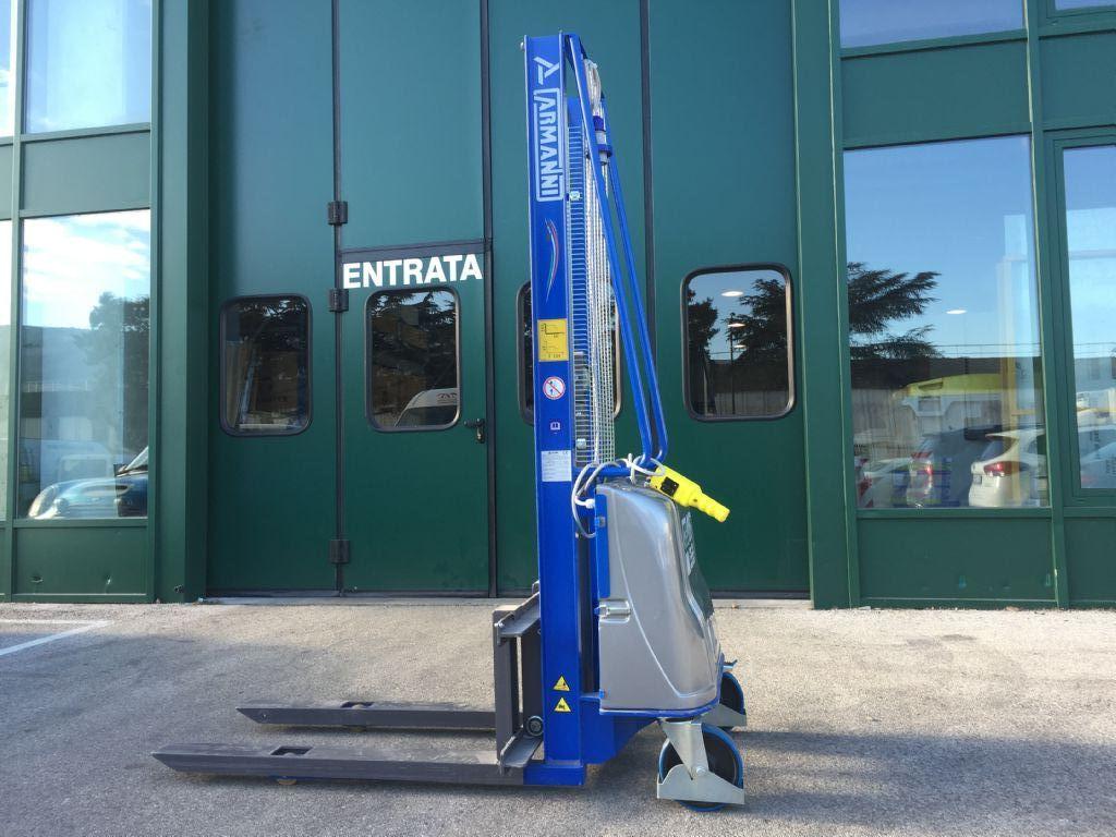 Armanni Alfa Small 12V evo Stoccatore www.cemiat.com