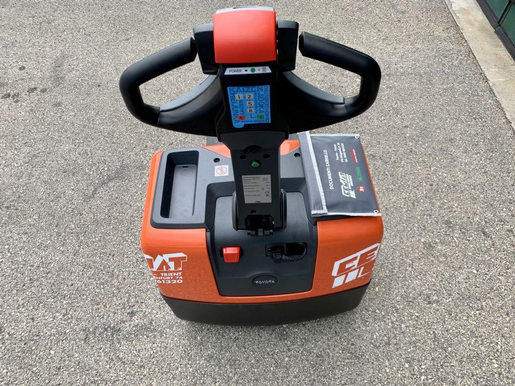 BT LWE 130 Transpallet elettrico www.cemiat.com