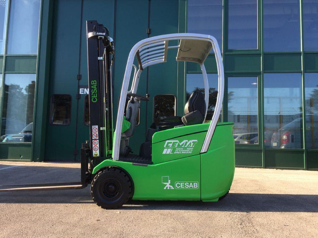Cesab B 215 Elettrico 3 ruote www.cemiat.com