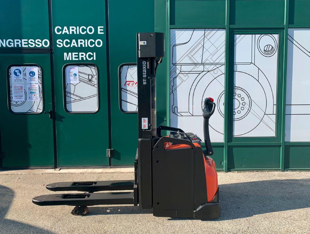 BT SWE 160L Stoccatore www.cemiat.com