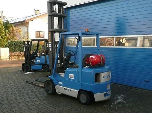 Hyster-S2.50XM-Treibgasstapler-http://www.diemer-gabelstapler.de