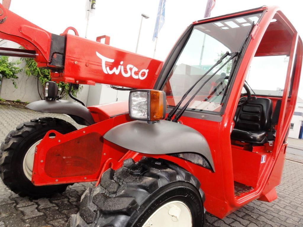 Manitou-Twisco SLT 415-Geländestapler domnick-mueller.de