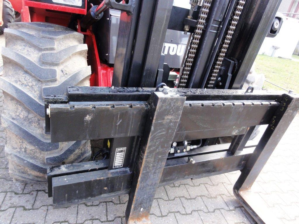 Manitou M50.4 -EuroIII3- 3F550 4x4 Geländestapler
