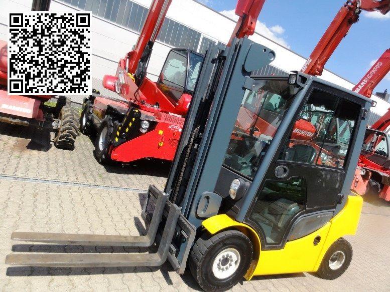 Jungheinrich-DFG 425 Hub 5000-Dieselstapler domnick-mueller.de