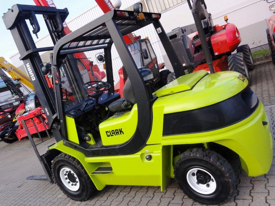 Clark-CMP 50 SD 5to Diesel-Dieselstapler domnick-mueller.de