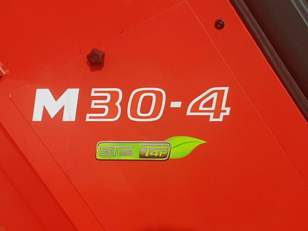 Manitou M 30.4 3F550 S4EU Geländestapler