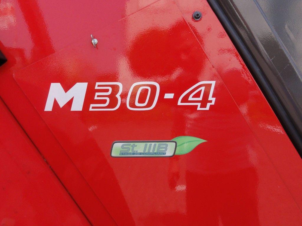 Manitou M 30.4 3F550 Euro3B Geländestapler