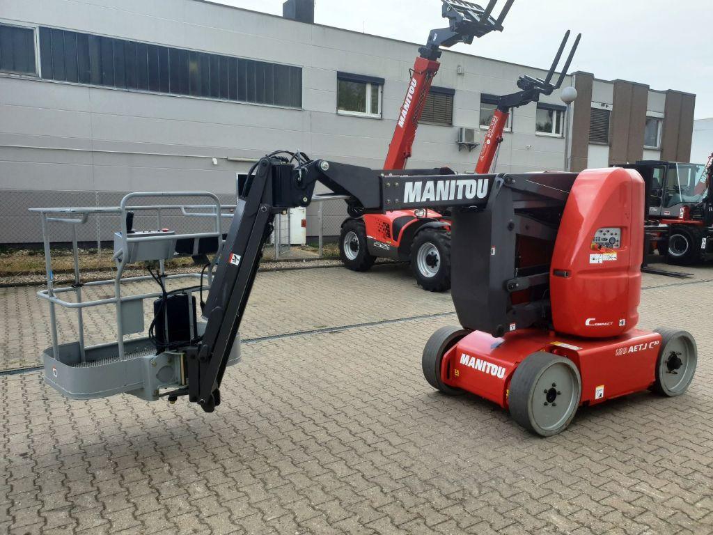 Manitou-120 AETJ 3D Elektro Teleskop Gelenk-Gelenkteleskopbühne domnick-mueller.de