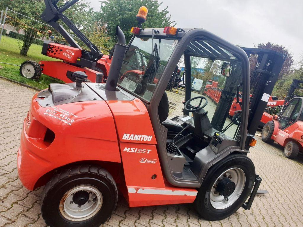 Manitou MSI 30 2W330 Geländestapler