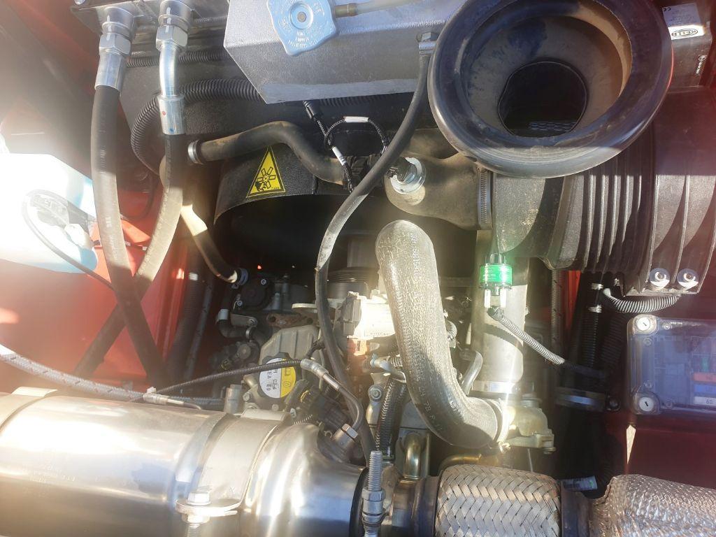 Manitou M50.4 -Allrad Gelände Stapler Geländestapler www.roos-gabelstapler.de