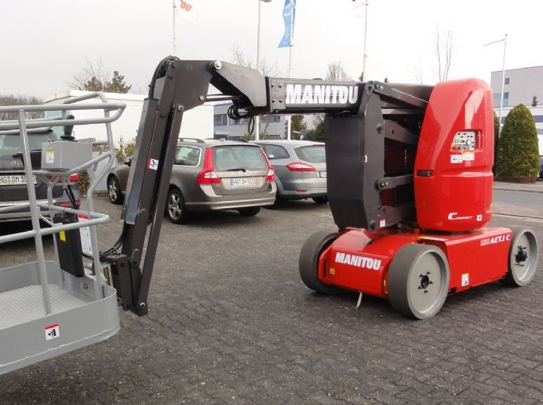 Manitou-120 AETJ C -Demo--Gelenkteleskopbühne domnick-mueller.de