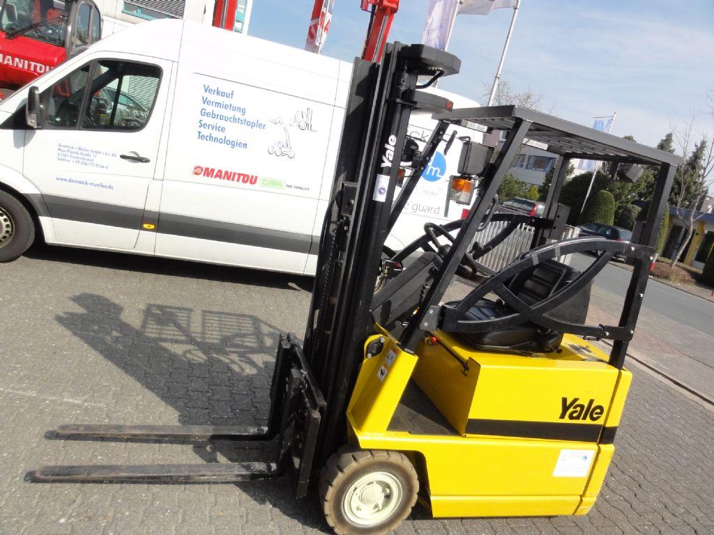 Yale-ERP 12 RCF neue Batterie-Elektro 3 Rad-Stapler domnick-mueller.de
