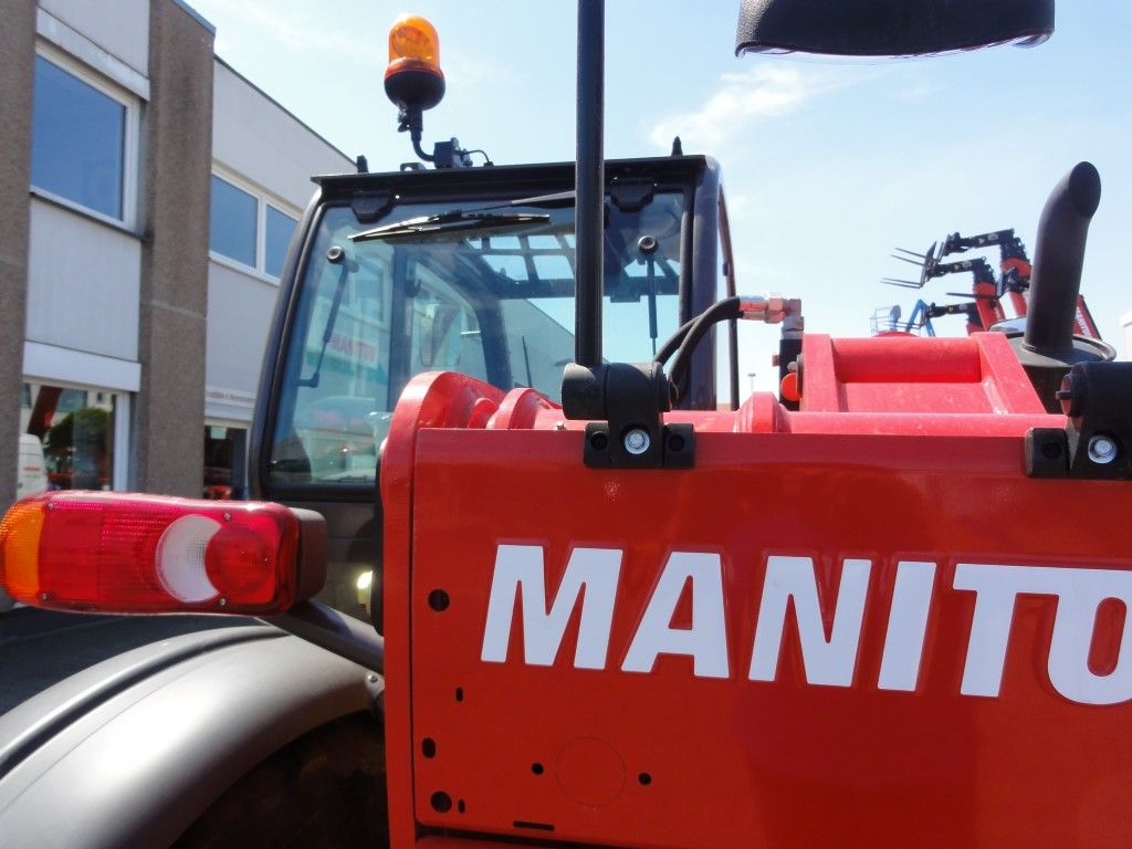 Used Manitou MT 932 4x4 Turbo Deutz Telehandler / Telescope Forklift ...
