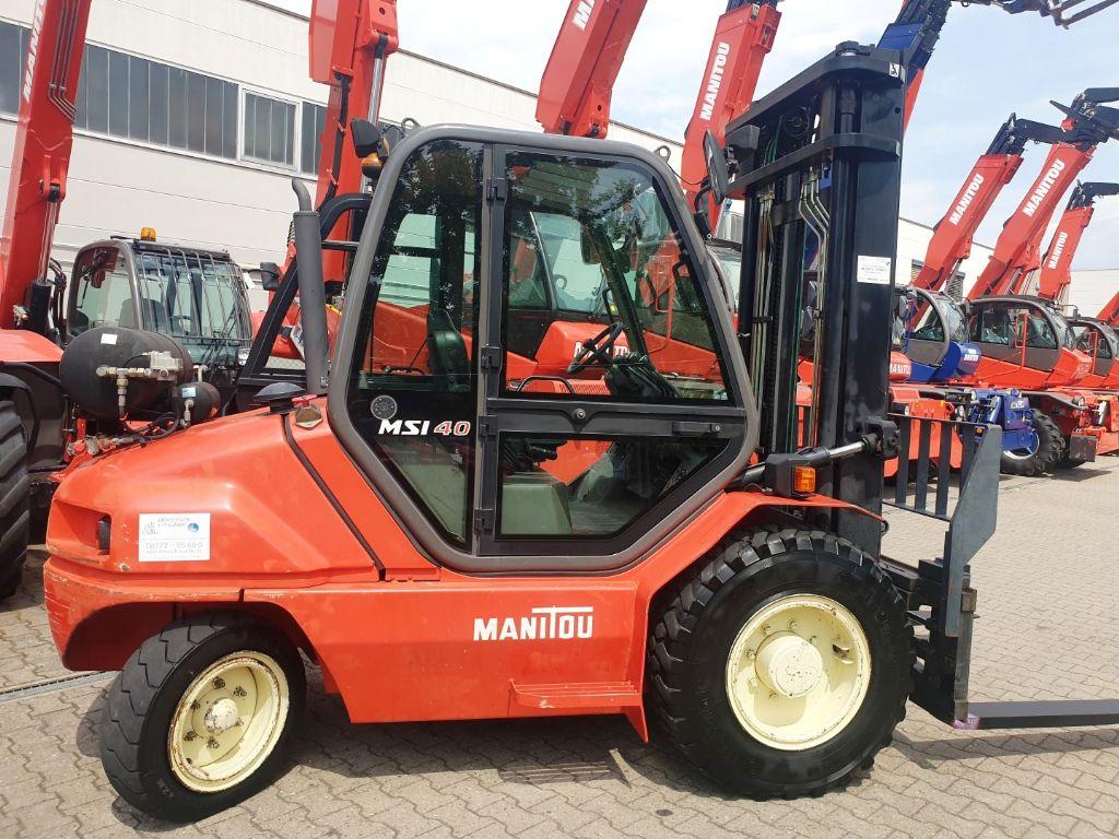 Manitou-MSI 40 2W370-Geländestapler domnick-mueller.de